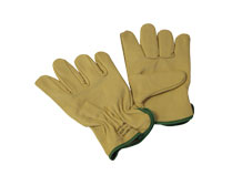 Cow Grain Riggers Gloves