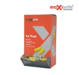 Maxisafe Uncorded Earplugs
