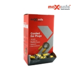 Maxisafe Corded Earplugs